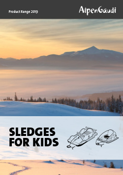 Catalogue 'AlpenGaudi product range 2019'