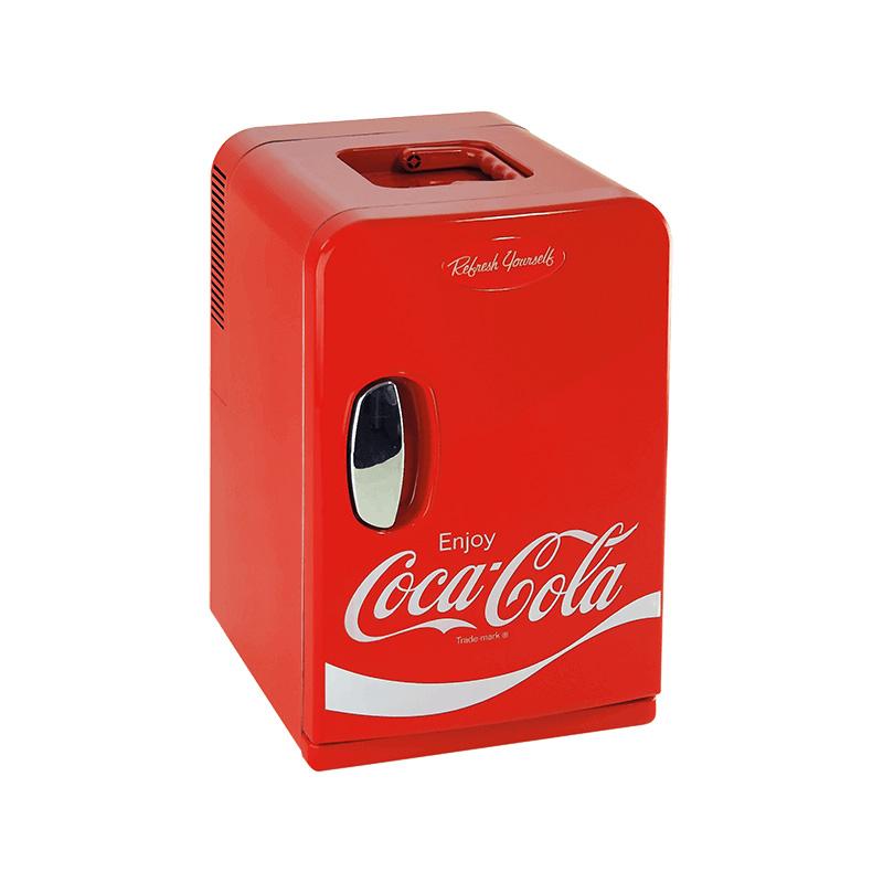 coca cola mini fridge 15 ezetil gmbh. Black Bedroom Furniture Sets. Home Design Ideas